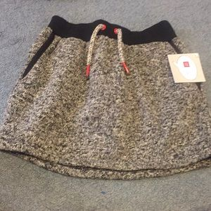 Gap kids Fleece Skirt Size Small 6-7 ED Collection